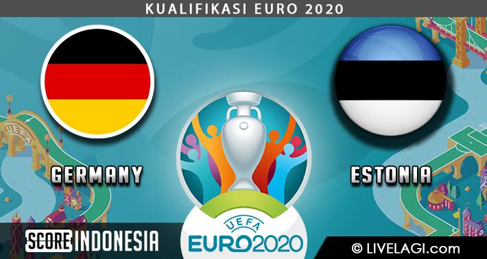 Prediksi Germany vs Estonia