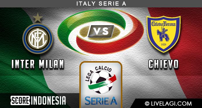 Prediksi Inter Milan vs Chievo