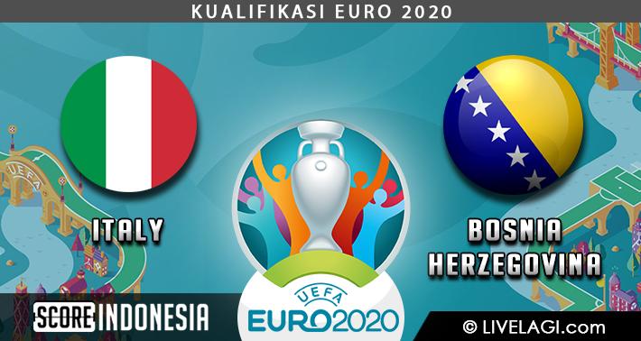 Prediksi Italy vs Bosnia & Herzegovina
