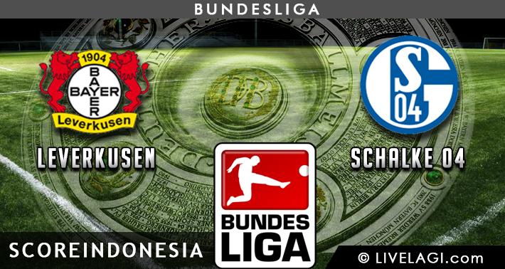 Prediksi Leverkusen vs Schalke 04