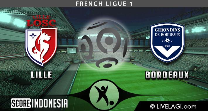 Prediksi Lille vs Bordeaux
