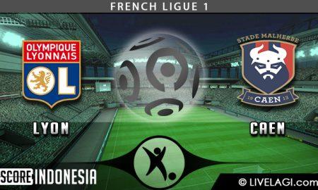 Prediksi Lyon vs Caen