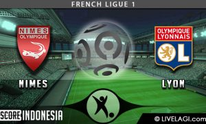 Prediksi Nimes vs Lyon