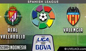 Prediksi Real Valladolid vs Valencia