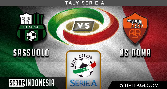 Prediksi Sassuolo vs AS Roma
