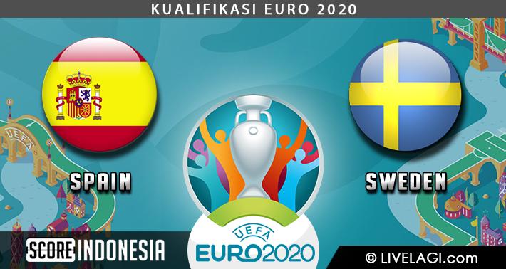 Prediksi Spain vs Sweden