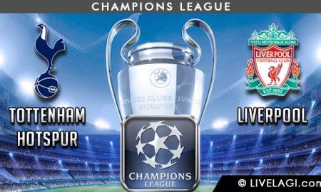 Prediksi Tottenham Hotspur vs Liverpool