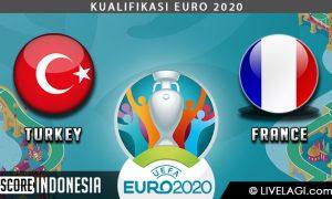 Prediksi Turkey vs France