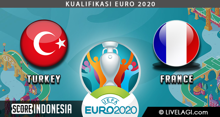 Prediksi Turkey vs France