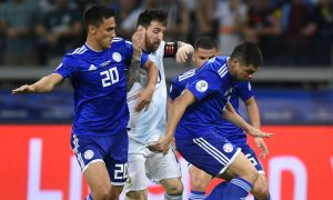Argentina Bermain Imbang Menghadapi Paraguay