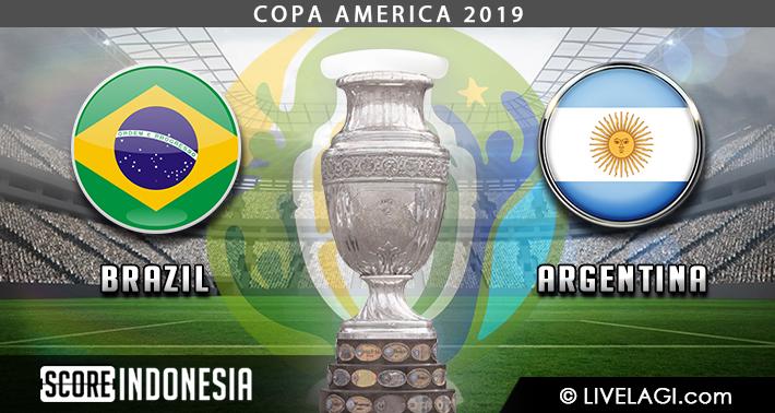 Prediksi Brazil vs Argentina