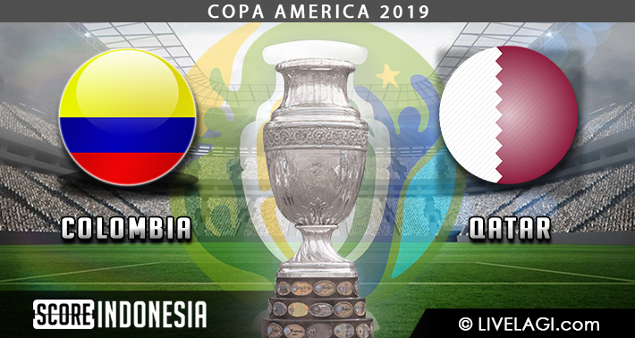 Prediksi Colombia vs Qatar