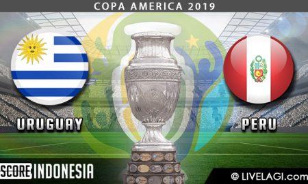 Prediksi Uruguay vs Peru
