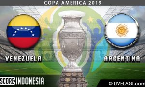 Prediksi Venezuela vs Argentina
