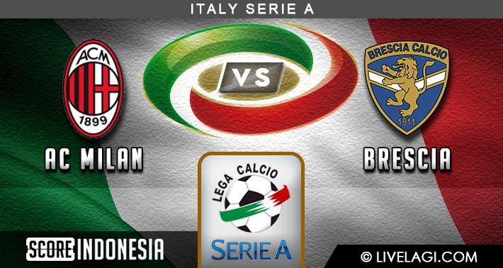 Prediksi AC Milan vs Brescia