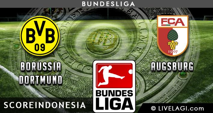 Prediksi Borussia Dortmund vs Augsburg