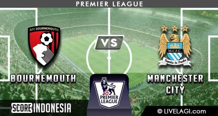 Prediksi Bournemouth vs Manchester City