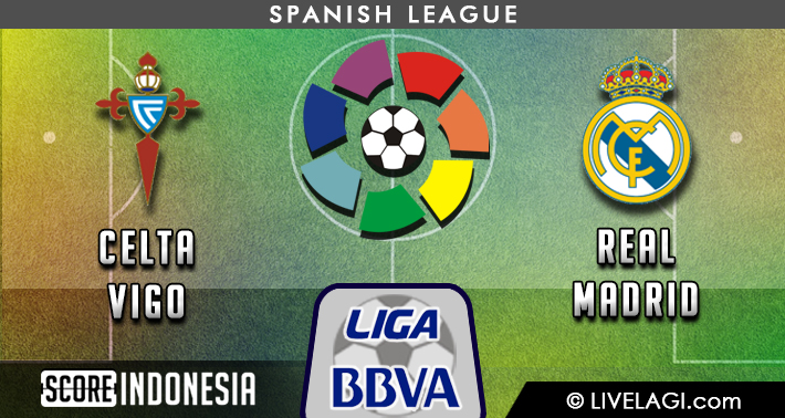 Prediksi Celta Vigo vs Real Madrid
