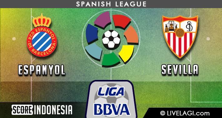 Prediksi Espanyol vs Sevilla