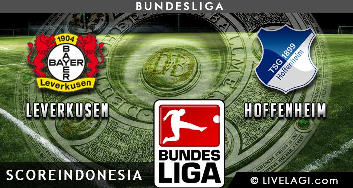Prediksi Leverkusen vs Hoffenheim