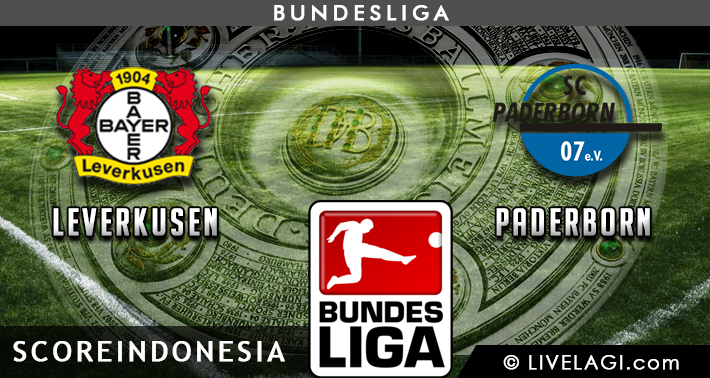 Prediksi Leverkusen vs Paderborn