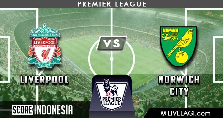 Prediksi Liverpool vs Norwich City