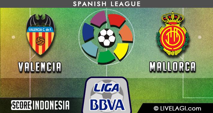 Prediksi Valencia vs Mallorca