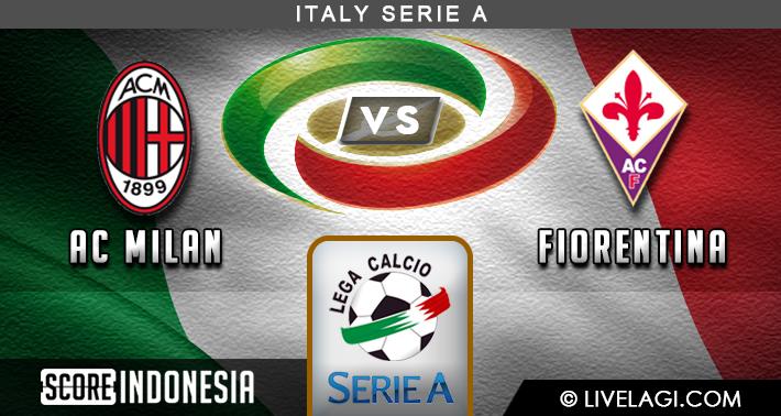 Prediksi AC Milan vs Fiorentina
