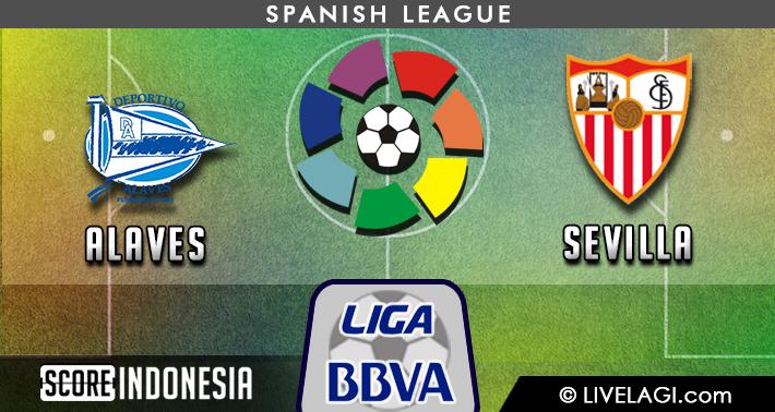 Prediksi Alaves vs Sevilla