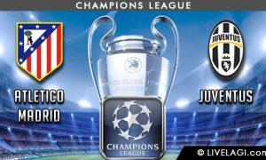 Prediksi Atletico Madrid vs Juventus
