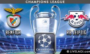Prediksi Benfica vs RB Leipzig