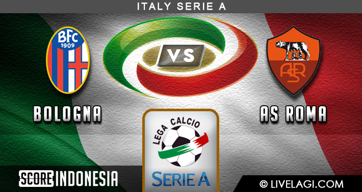 Prediksi Bologna vs AS Roma