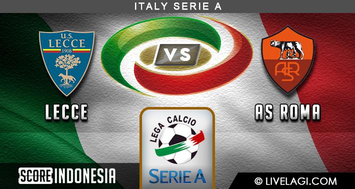 Prediksi Lecce vs AS Roma