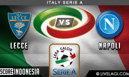 Prediksi Lecce vs Napoli