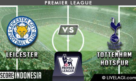 Prediksi Leicester vs Tottenham Hotspur