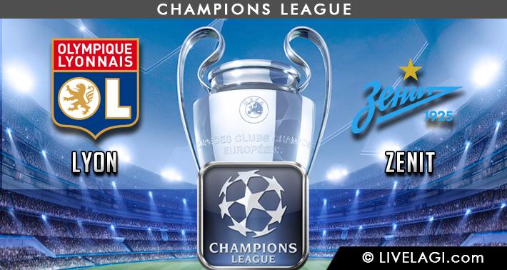 Prediksi Lyon vs Zenit
