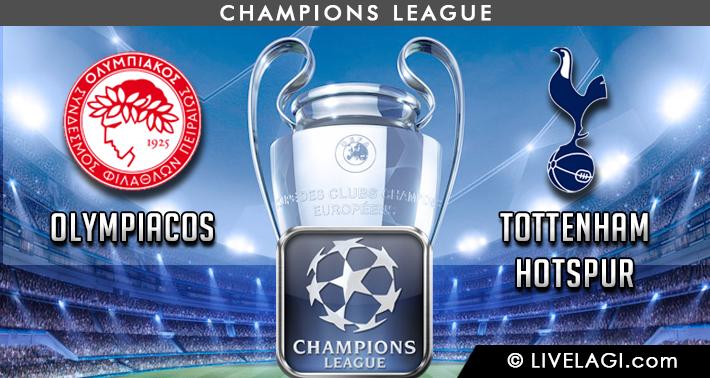 Prediksi Olympiacos vs Tottenham Hotspur