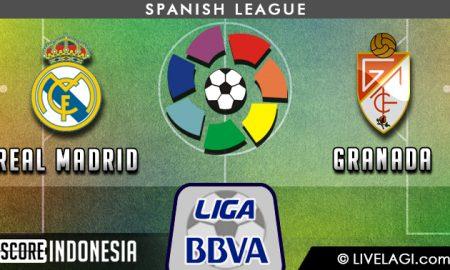 Prediksi Real Madrid vs Granada