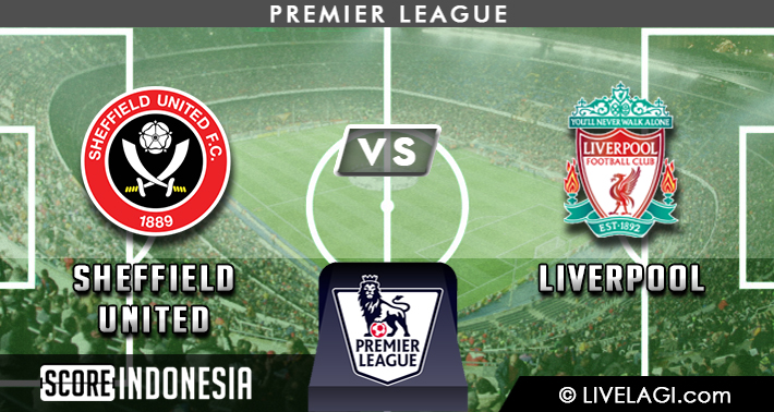 Prediksi Sheffield United vs Liverpool
