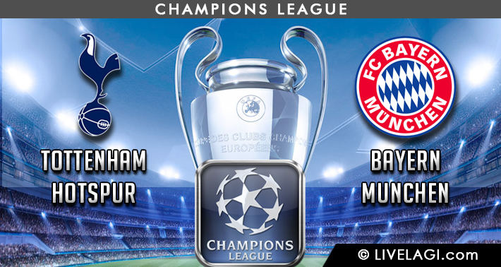 Prediksi Tottenham Hotspur vs Bayern Munchen
