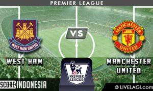 Prediksi West Ham vs Manchester United