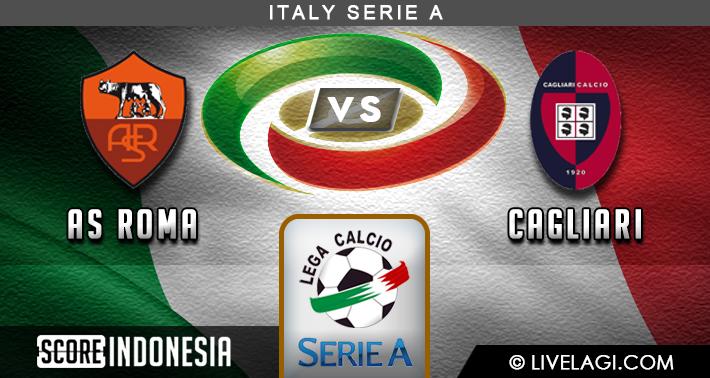 Prediksi AS Roma vs Cagliari