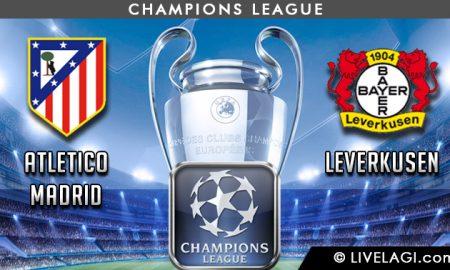Prediksi Atletico Madrid vs Leverkusen