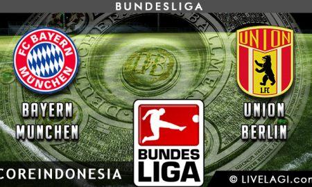 Prediksi Bayern Munchen vs Union Berlin