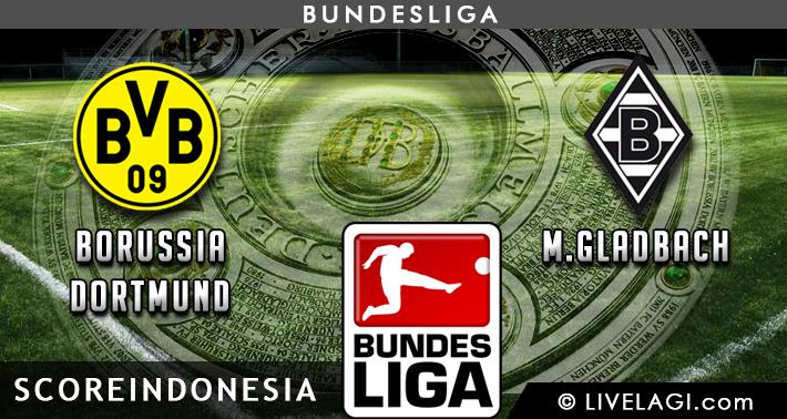 Prediksi Borussia Dortmund vs Borussia Monchengladbach
