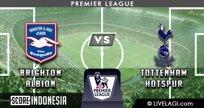 Prediksi Brighton Albion vs Tottenham Hotspur