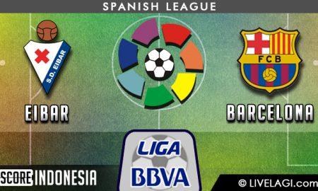 Prediksi Eibar vs Barcelona