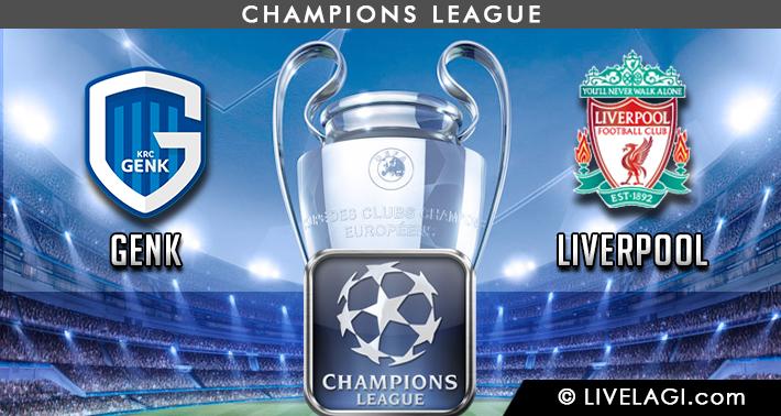 Prediksi Genk vs Liverpool