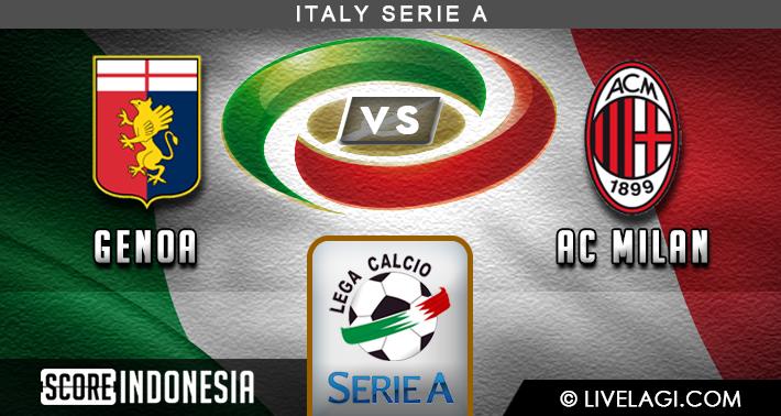 Prediksi Genoa vs AC Milan
