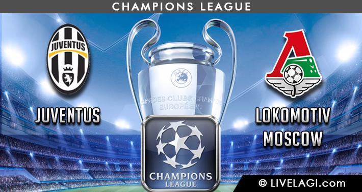 Prediksi Juventus vs Lokomotiv Moscow